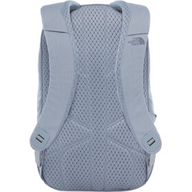 The North Face Electra Backpack Metallic Silver Dark Heather/Vaporous Grey